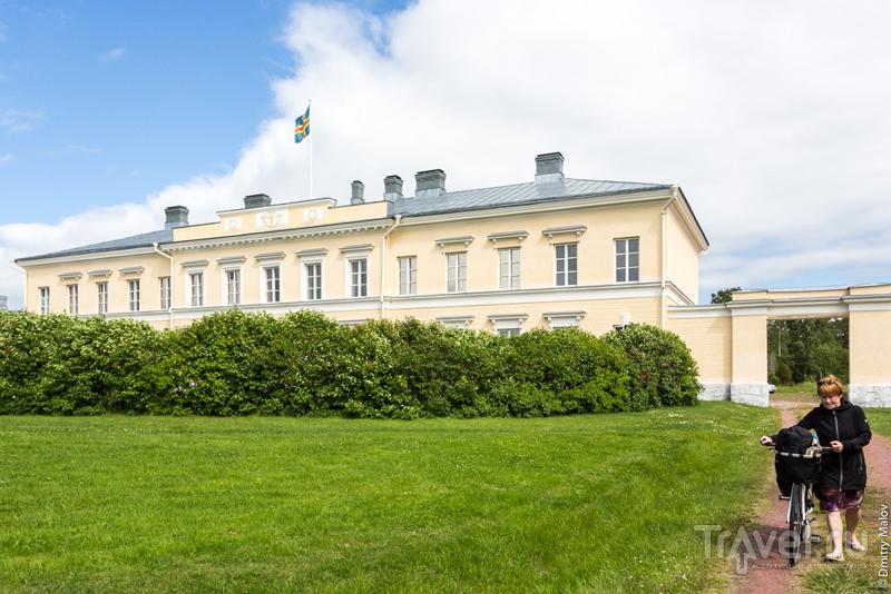 Здание Российской Императорской почты и таможни на Аландских островах, Финляндия / Фото из Финляндии