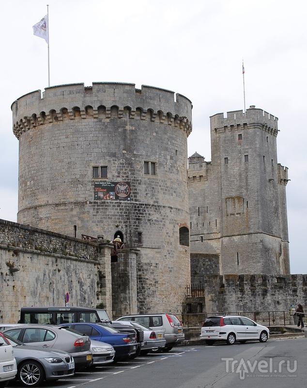 Ла-Рошель. Район Старого порта / Фото из Франции