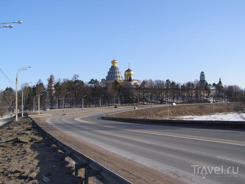 Монастырь Новый Иерусалим в Истре, Россия / Фото из России
