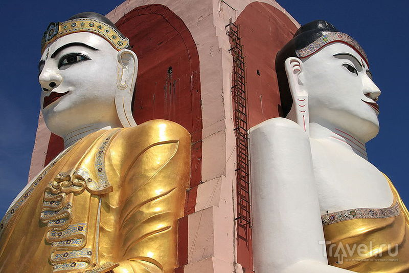 The Spirit of Indochina. Баго, Мьянма / Фото из Мьянмы