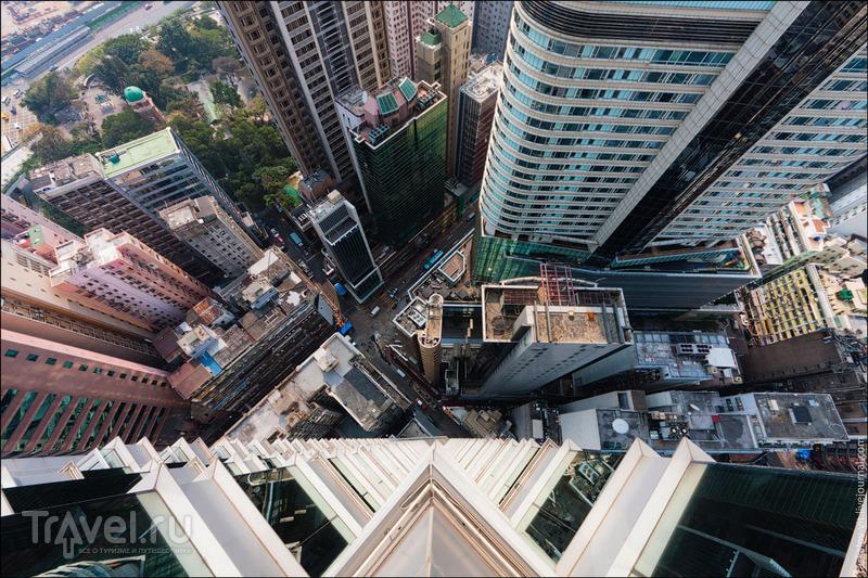 Небоскребы в Гонконге / Фото из Гонконга