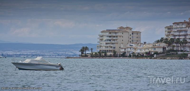 Маяк Кабо-де-Палос и Маленькое море Испании / Испания