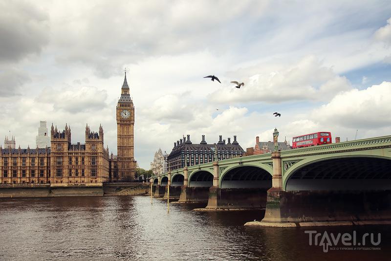 Выходные на берегах Темзы