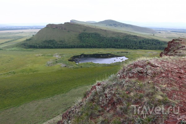 Ширинские Сундуки. Древняя обсерватория / Россия