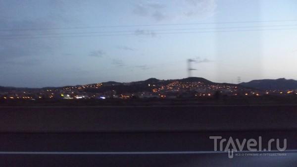 Переезд Мадрид - Барселона / Испания