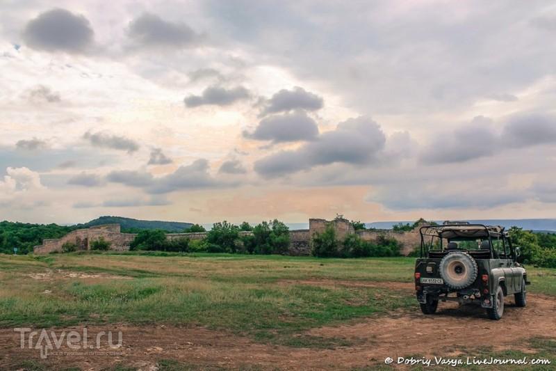 Денек в Бахчисарае / Украина