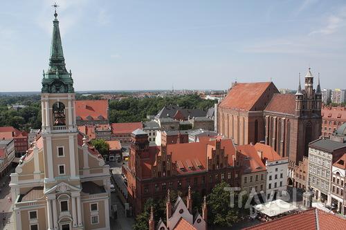 Торунь: потрясающе! / Польша
