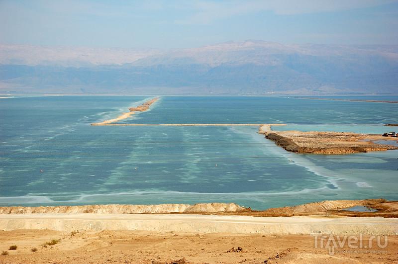 Как мы купались в Мертвом море / Израиль