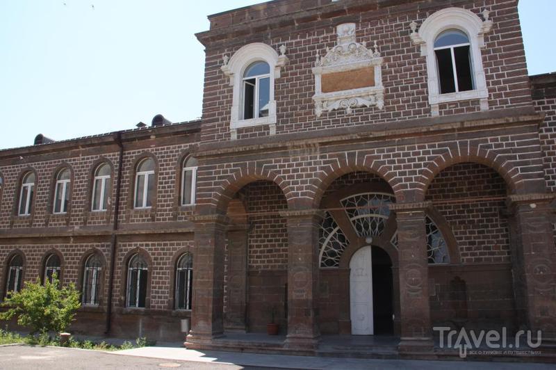 Звартноц, Эчмиадзин и дорога на север / Армения
