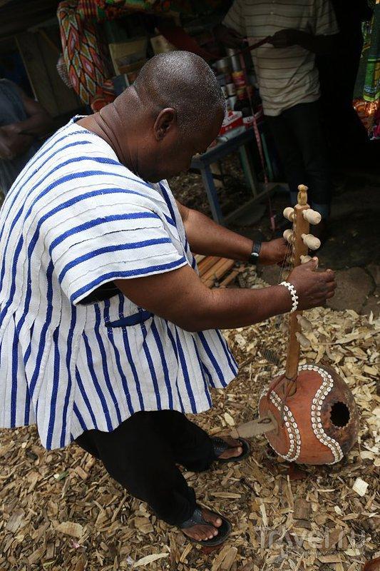 Белоручки / Гана