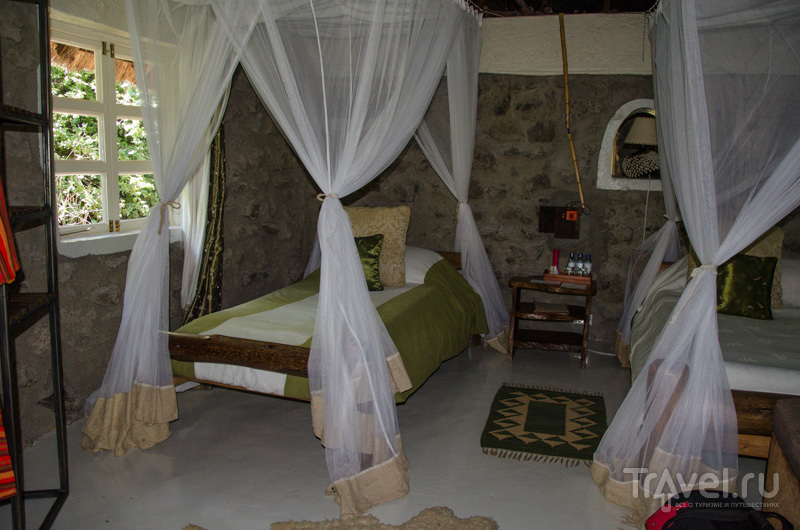 В лодже Mbwena Camp, Кения / Фото из Кении