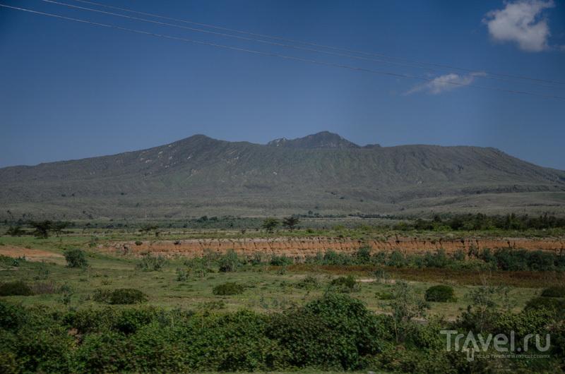 Рифтовая долина, Кения / Фото из Кении