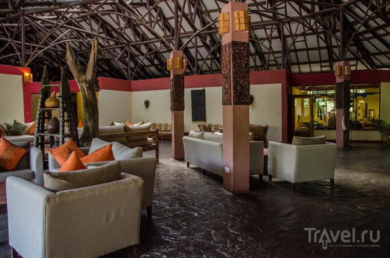 В  отеле Mara Leisure, Кения / Фото из Кении