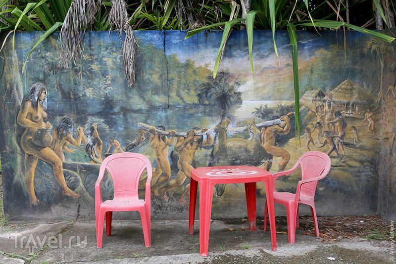 Во Французской Гвиане / Фото из Французской Гвианы