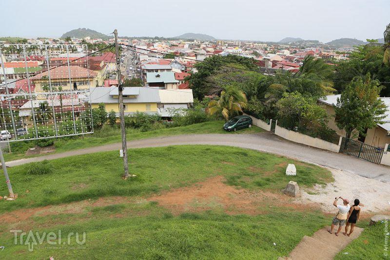 В городе Кайенна, Французская Гвиана / Фото из Французской Гвианы