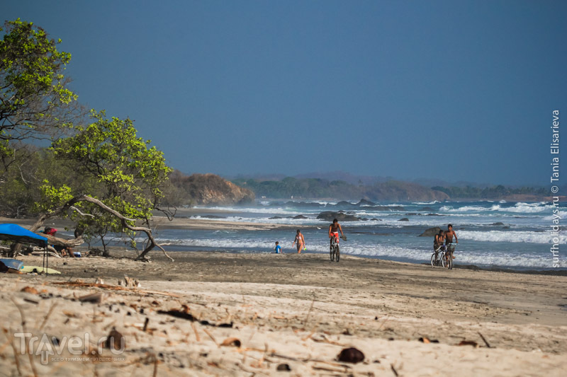Путешествие в Коста-Рику, Плая-Негра / Коста-Рика
