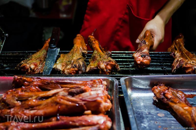 Китай гастрономический