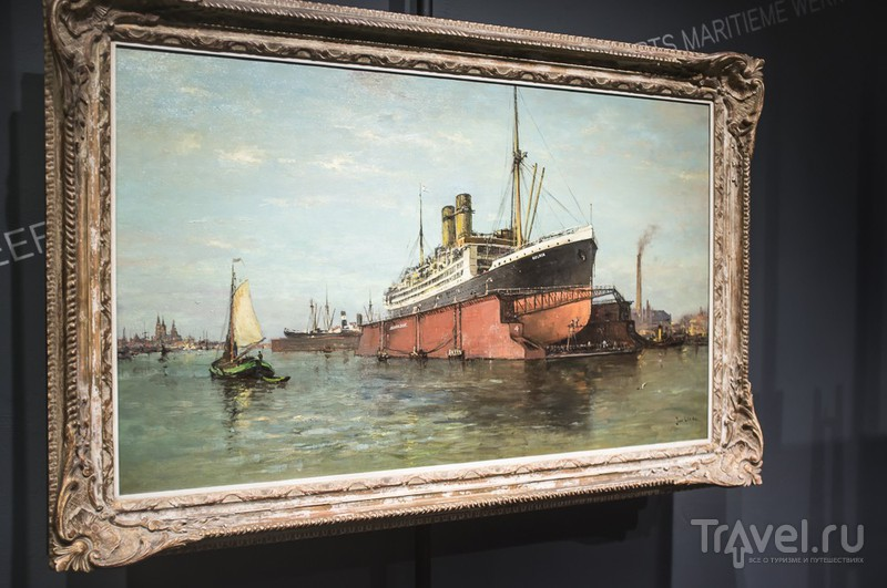 Морской музей Амстердама