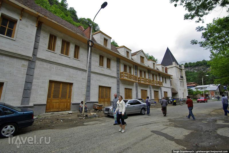 Боржоми и опыт общения с грузинской полицией / Грузия