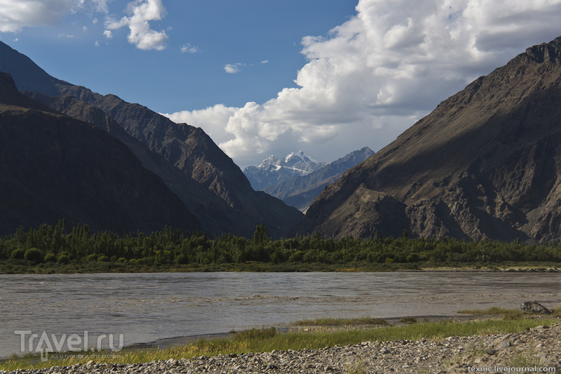 Пакистан. Skardu - Hushe / Фото из Пакистана