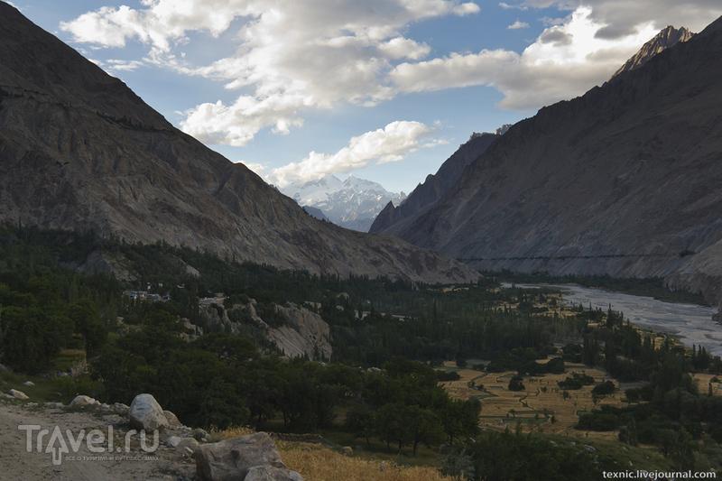 Долина реки Хуше, Пакистан / Фото из Пакистана