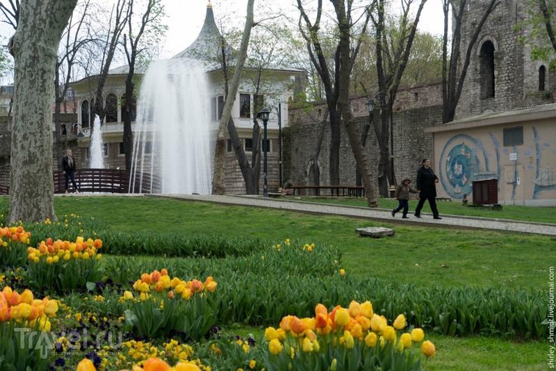 Парк Гюльхане / Турция
