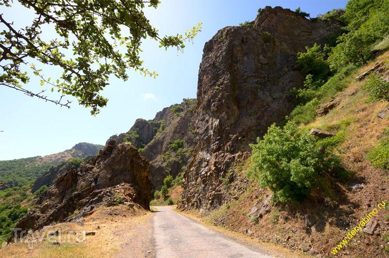 Скалы Кован-Кая (Коанкая), Болгария / Фото из Болгарии