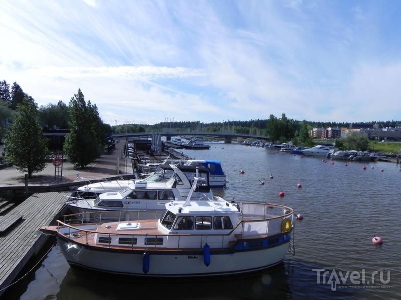 Поездка в Порвоо / Финляндия