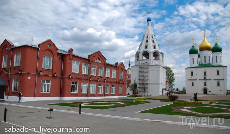 Успенский кафедральный собор в Коломне, Россия / Фото из России