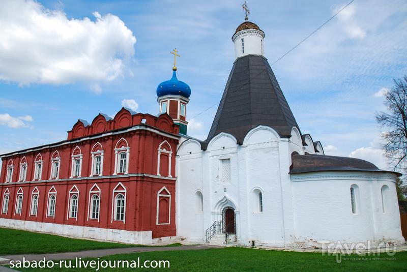 Церковь Успения Пресвятой Богородицы в Коломне, Россия / Фото из России