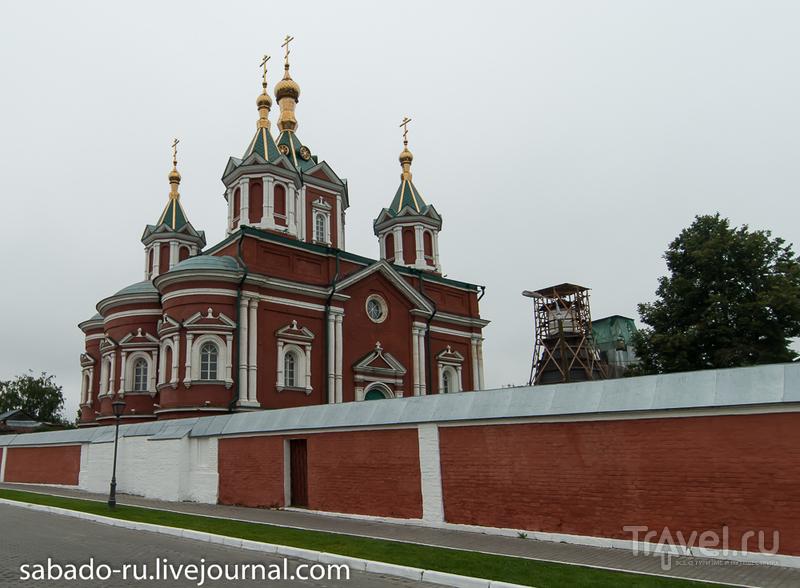 Крестовоздвиженский собор в Коломне, Россия / Фото из России