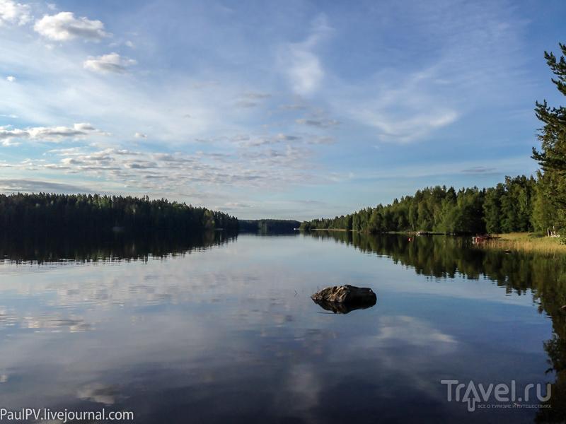 Конец августа в Финляндии / Финляндия