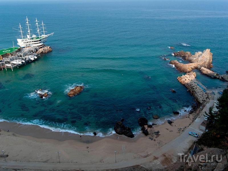 Отель Sun Cruise Resort расположен в южнокорейской провинции Канвондо / Южная Корея