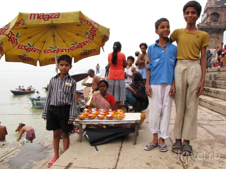 Индия. Города. Варанаси / Индия
