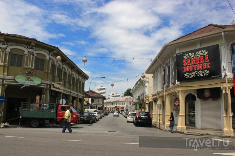 Остров Пенанг. Джорджтаун / Малайзия