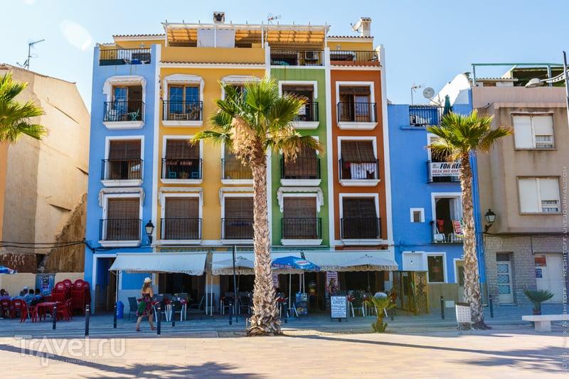Яркие краски Вильяхойоса / Фото из Испании