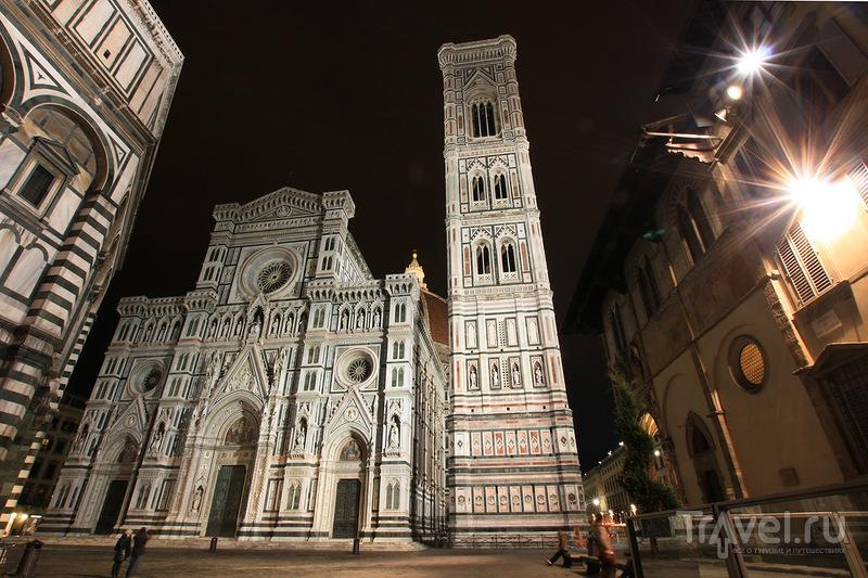 Собор Санта-Мария-дель-Фьоре во Флоренции, Италия / Фото из Италии