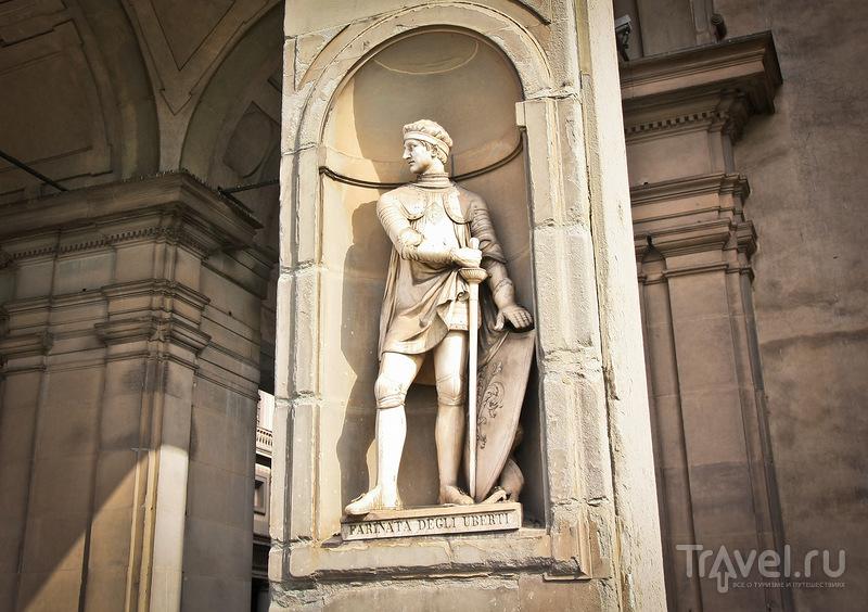 Галерея Уффици во Флоренции, Италия / Фото из Италии