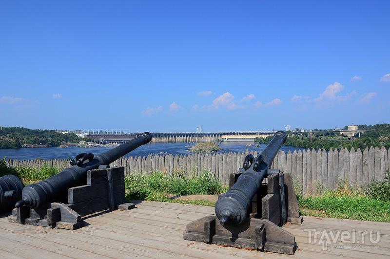 Хортица - остров отважных воинов / Фото с Украины