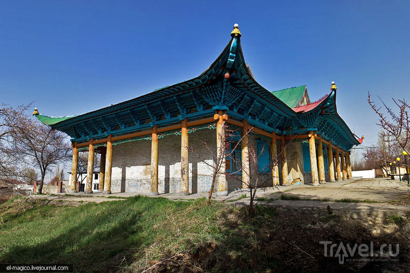 В Киргизии / Фото из Киргизии