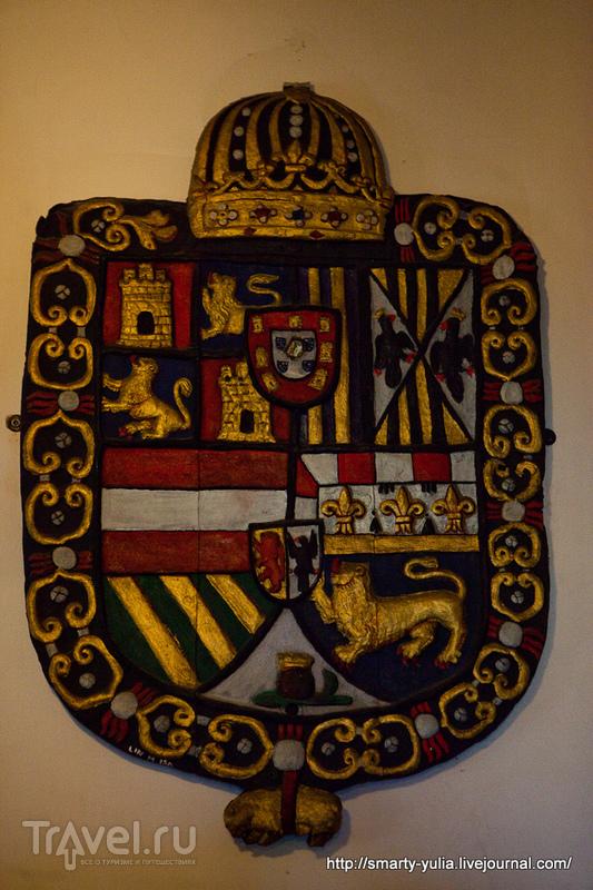 Замок Линдисфарн (Lindisfarne Castle) / Великобритания