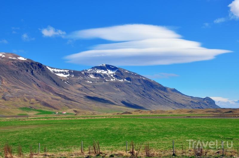 Несколько пейзажей из Исландии / Фото из Исландии