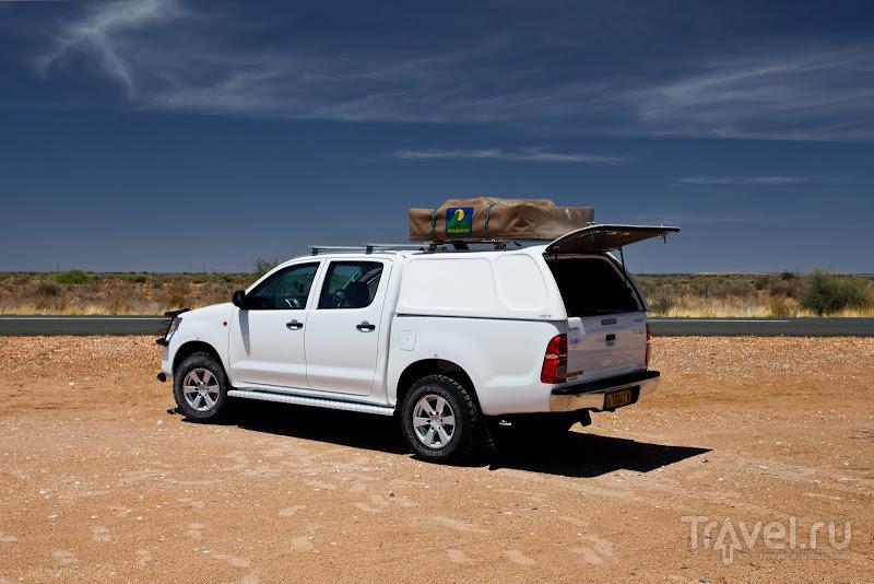 В Намибию на рыбалку и не только. Январь 2013, 5000 км / Фото из Намибии