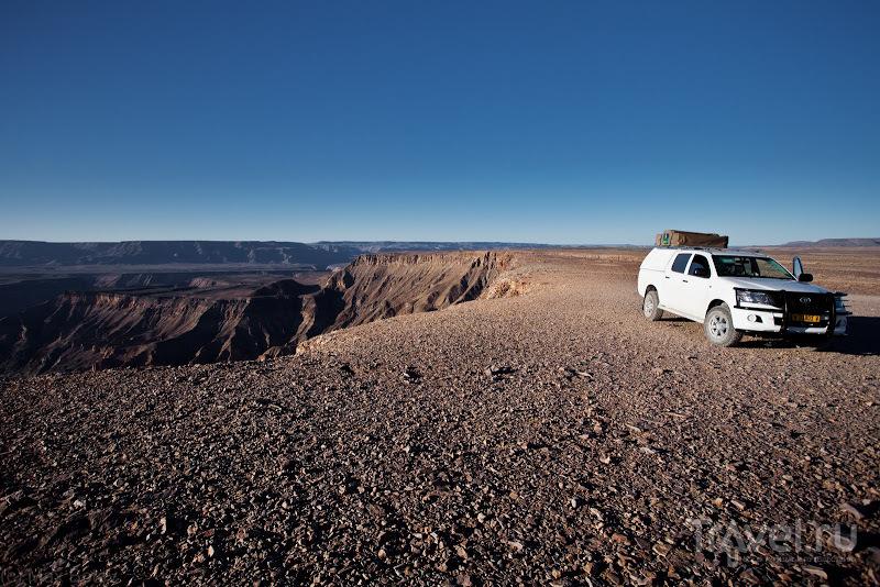Fish River Canyon, Намибия / Фото из Намибии