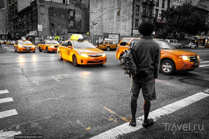 Один день в Нью-Йорке. Август 2013 / Фото из США
