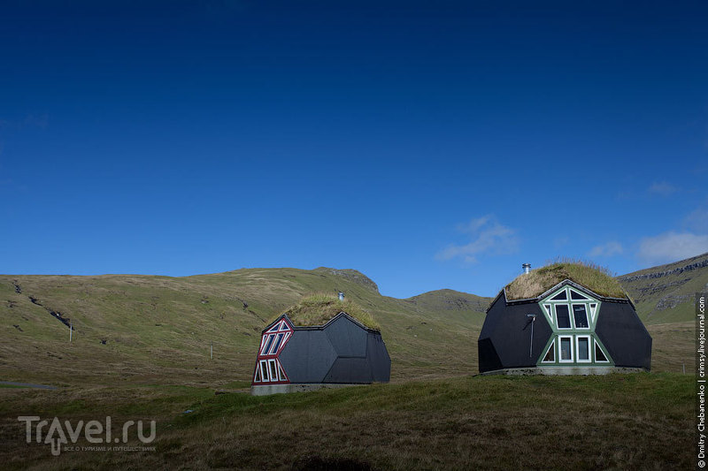 Фарерские острова: Торсхавн, Стреймой / Фото с Фарерских островов