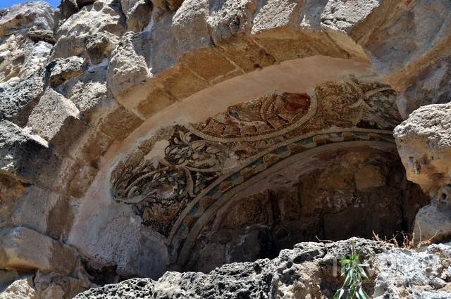 Античный город Саламин (Саламис) / Кипр