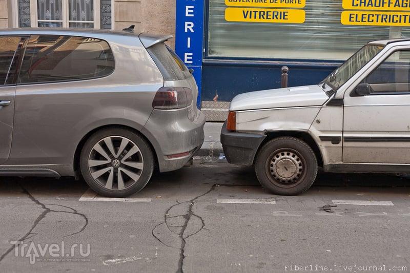 Страхи и ужасы автомобильной Европы / Франция