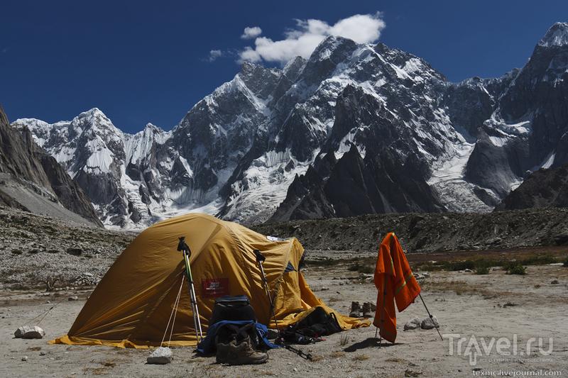 Базовый лагерь К6, Пакистан / Фото из Пакистана