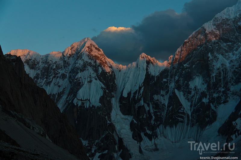 Пакистан. В базовом лагере К6 / Фото из Пакистана